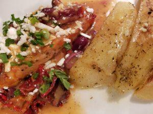 Greek Style Salmon