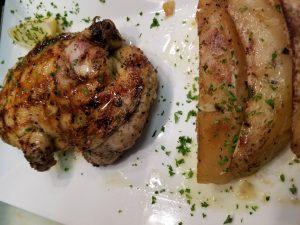 Roast Greek Chicken