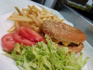 Hercules Burger