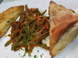 Spanakopita with Vegetables