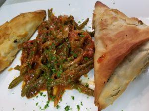 Spanakopita with Vegetables